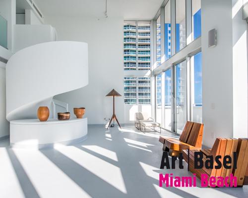 ESPASSO 在巴塞尔迈阿密海滩艺术展上展出当代巴西设计