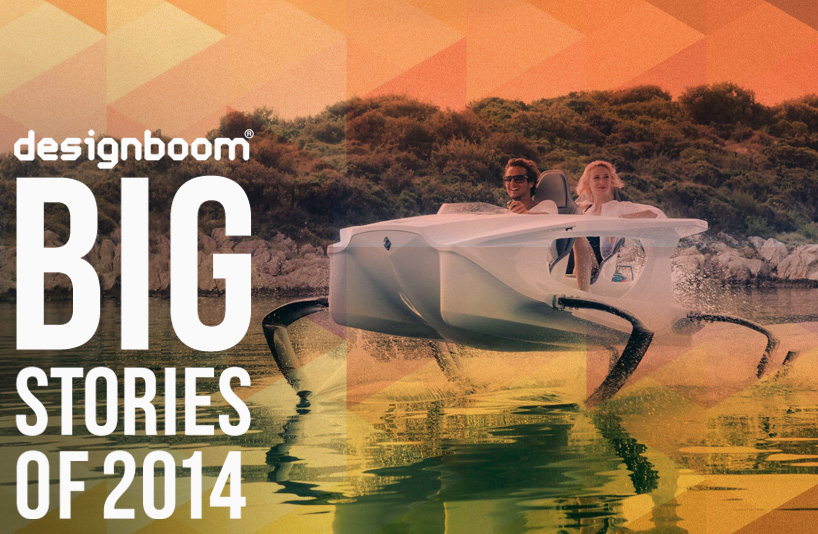 TOP 10 boats and watercrafts of 2014-设计邦-01