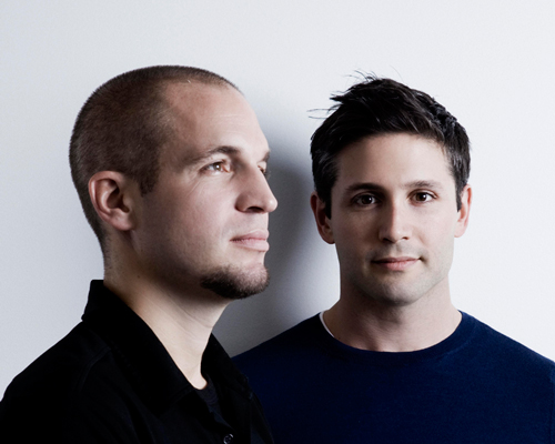 设计邦对话 HWKN 建筑师matthias hollwich 和 marc kushner