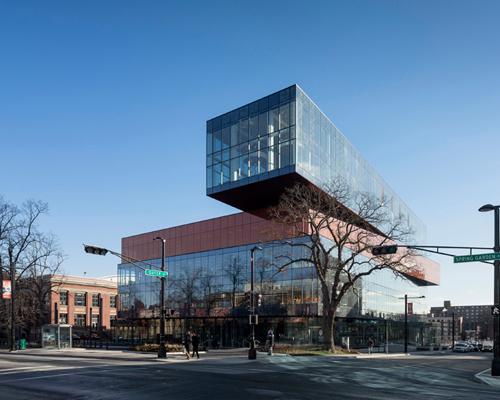 SHL建筑事务所设计的哈利法克斯中央 图书馆 开幕