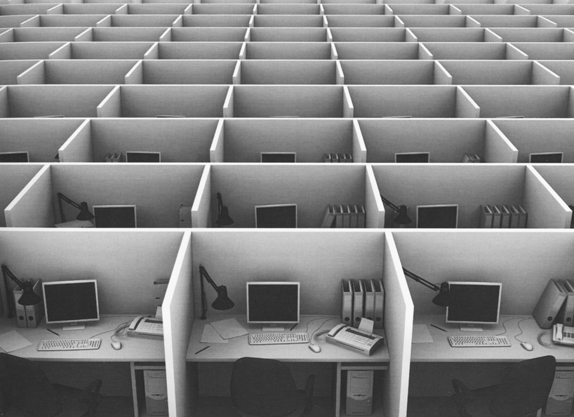 办公室设计 取法世界