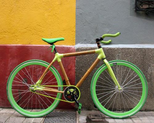 """三款"""" 竹?碳纤维 """"自行车可满足所有客制化需求"""