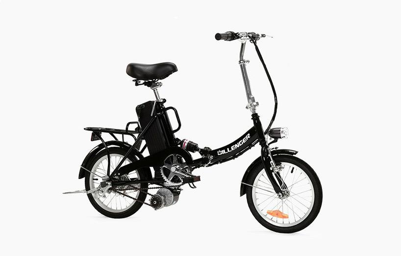"""Dillenger """"Cheetah""""电动折叠自行车焕发新型生产方式的活力"""