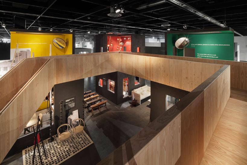 neri&hu  建造的房子 – dinesen在2015年科隆国际家居展上的家居愿景