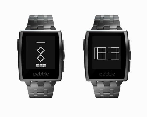 让你的表盘与众不同—— salamon + zylinski 为pebble智能手表精心打造TTMM表盘应用