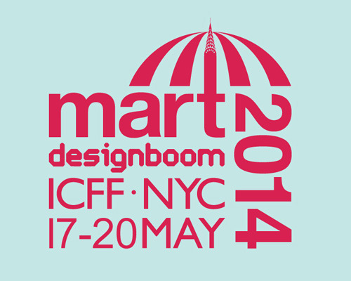 2015纽约ICFF designboom mart征集令