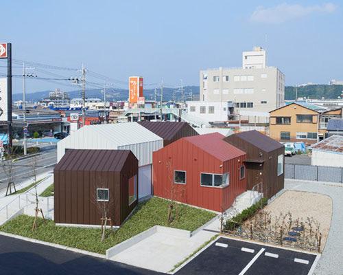 借鉴传统狗舍 建筑 形式 打造现代宠物医院