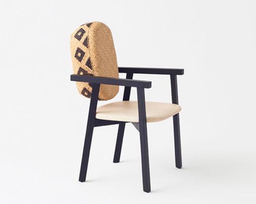 摩擦!让传统编织与现代 家具 设计迸发火花