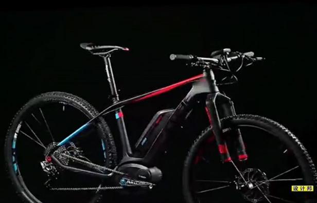 cube电子山地车获得欧洲自行车设计金奖