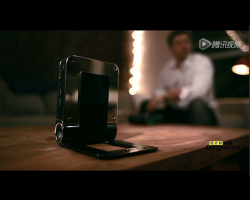 Dos推出基于安卓系统的便携式智能投影仪 ODIN