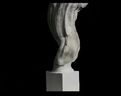 中国纸雕艺术家李洪波作品欣赏
