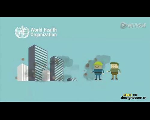 秘鲁空气净化广告牌 350万立方英尺污染物