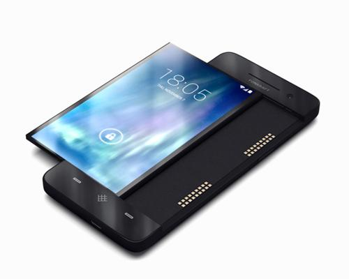 打造一款只属于自己的手机,可以私人定制的fonkraft模块化智能手机
