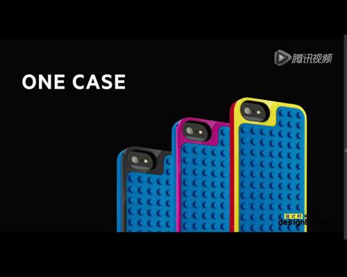 贝尔金x乐高iPhone 5手机壳