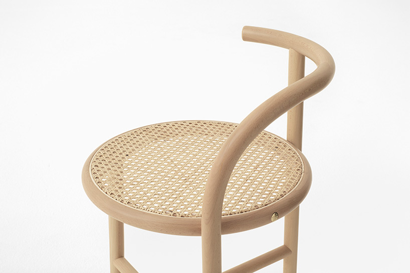 日本南度设计工作室(nendo)携手gebrüder thonet vienna家具公司设计