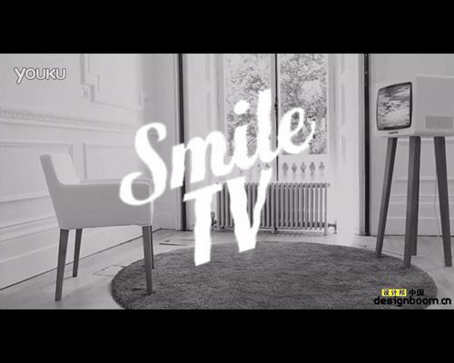 david hedberg制作微笑电视只在你微笑时工作