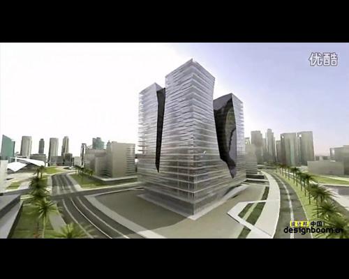 扎哈·哈迪德将设计迪拜ME酒店