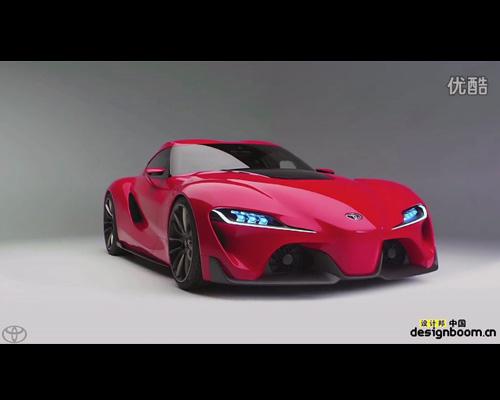 基于FT-1打造的丰田Supra跑车或将复活