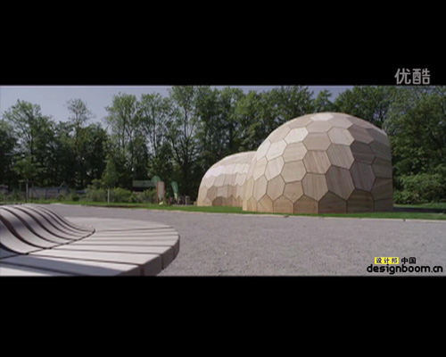 德国机器人制造的 landesgartenschau展厅