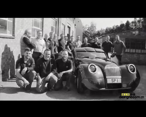 """定制作品摩根"""" SP1 """"(morgan SP1)复古跑车:展现纯手工打造的木制车体制造工艺"""