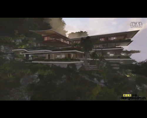 martin ferrero构想风景如画的xalima岛屿别墅