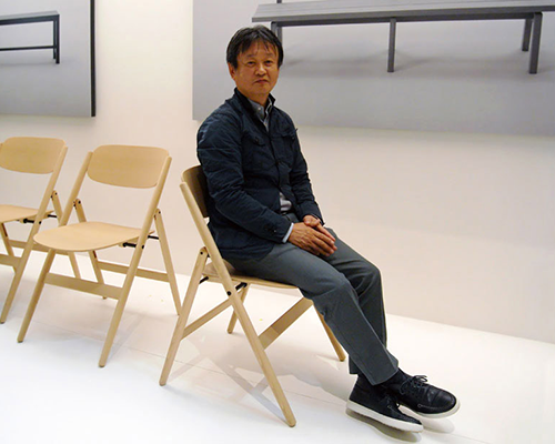 日本设计师深泽直人naoto fukasawa
