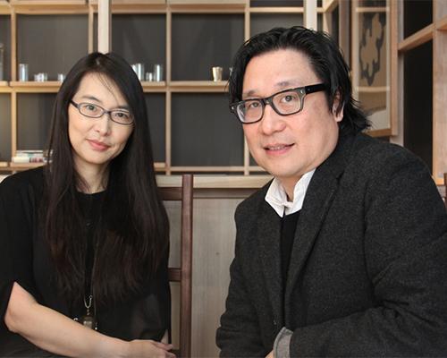如恩设计创始人胡如珊与郭锡恩