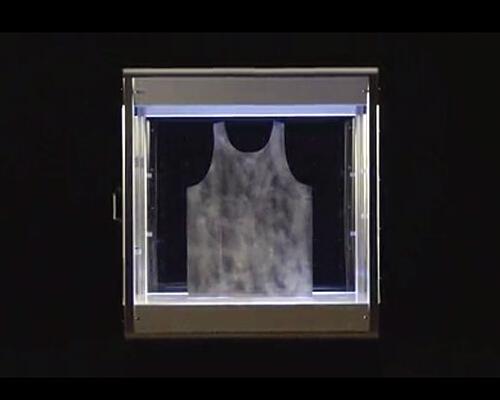 全球首台织物服装3D打印机——electroloom