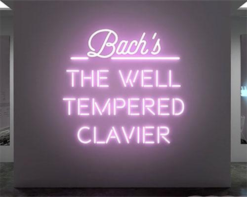 视觉艺术家Alan Warburton用全新的视听方式诠释巴赫经典曲集!