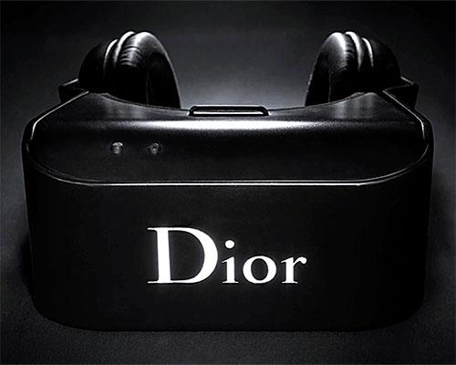"""迪奥也凑热闹搞VR!""""Dior Eyes""""虚拟现实设备"""
