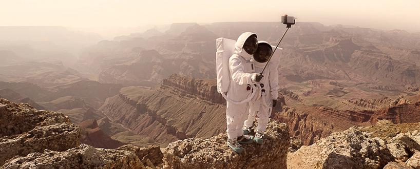来自火星的问候:人类游览火星时的表现
