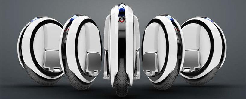 "Ninebot""One e+""自平衡电动独轮车:城市交通好帮手"