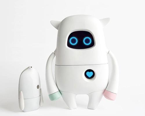 来见见你的专属私密好友!智能机器人Musio