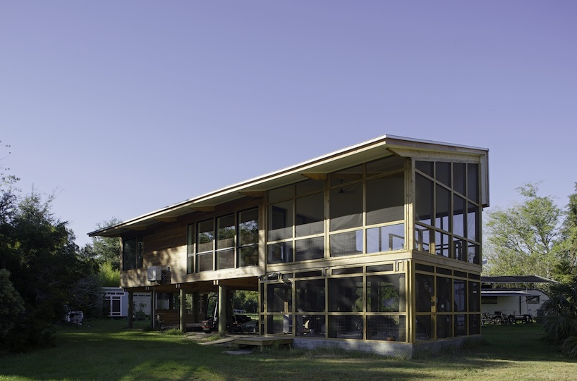 南方100平方三层农村房屋设计图