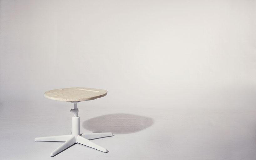 交通工具和座椅合为一体   工作室拍摄效果   初步手绘草图   滑板与坐