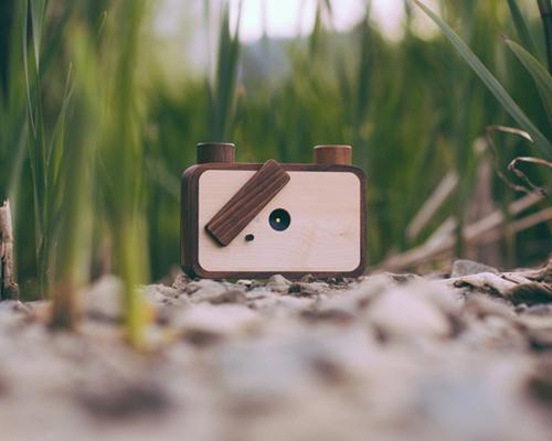 ONDU工作室手工打造复古针孔照相机
