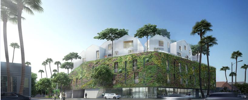 MAD建筑事务所揭晓美国首个住宅项目