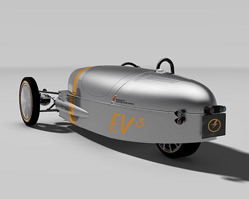 """砺世""""摩""""钝:穿越一个世纪的摩根汽车为我们带来全新电动跑车EV3"""