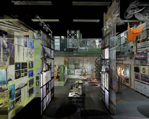 scanLAB将2015年英国皇家艺术学院夏季展数字化,分寸之间为大家带来视觉盛宴