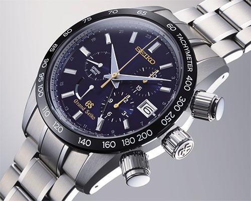 至臻工艺:日本精工推出Grand Seiko 55周年纪念腕表