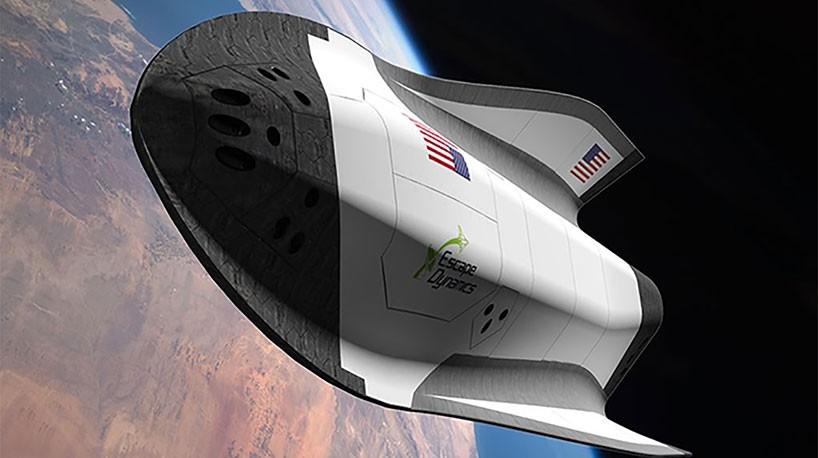 能量送无燃料航天飞机上