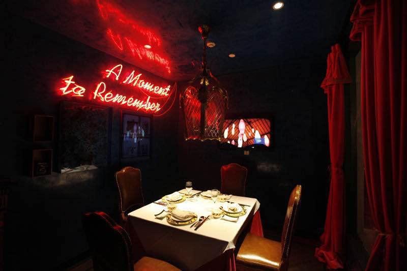 北京宴-电影主题餐厅_设计邦-全球最早和最受欢迎的集图片