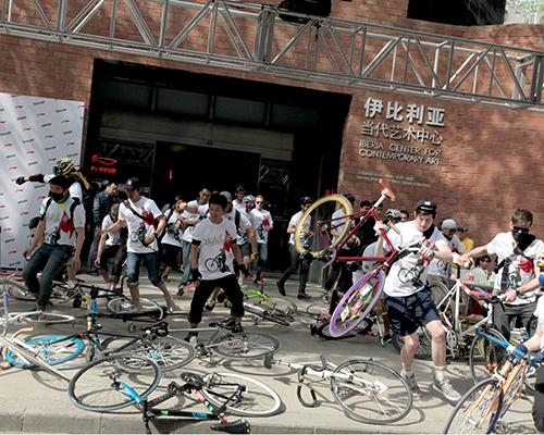 城市自行车的转型