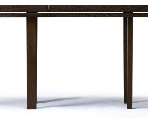 坚持艺术化的家具 长九木的设计之道