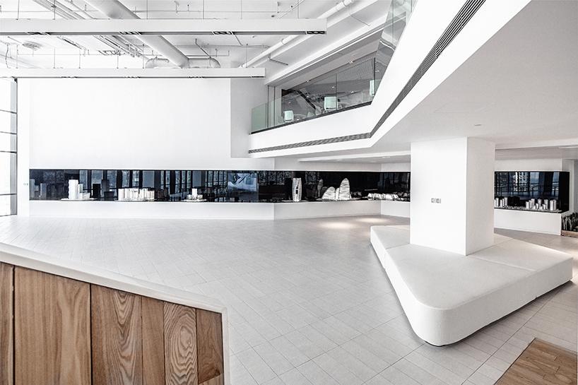 北京室内设计案例---soho中国北京总部办公室