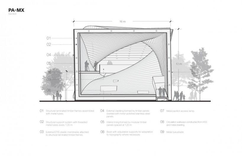 展馆设计手绘效果图