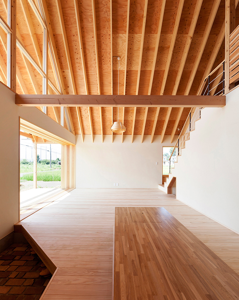 朝向美景开放的小木屋