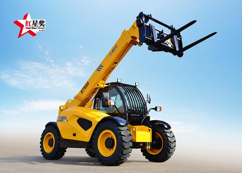 2015-05-0080T680伸缩臂叉装机