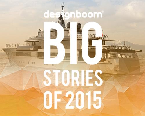2015设计邦排行榜之全球豪华游艇和水上交通工具TOP 10