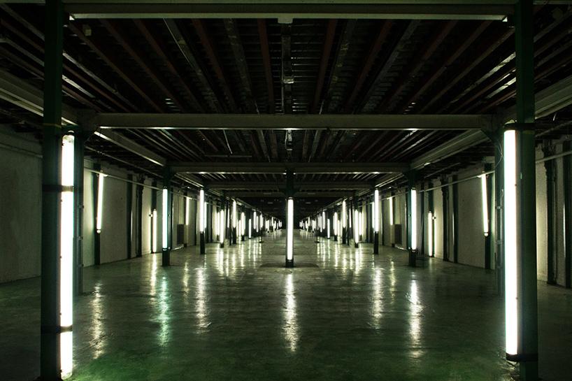 能感应动作的互动式灯光装置_设计邦-全球最早和最受